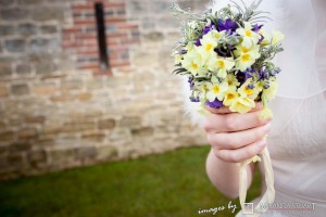 April 2013 Bridal Posy
