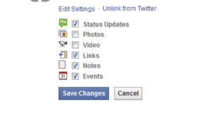 Facebook-twitter-settings