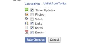 Facebook-twitter-settings