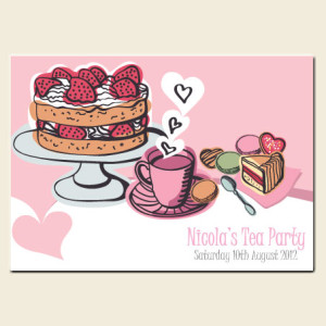 The Card Gallery now supplies a wide range of party and occasion stationery as well as weddings.