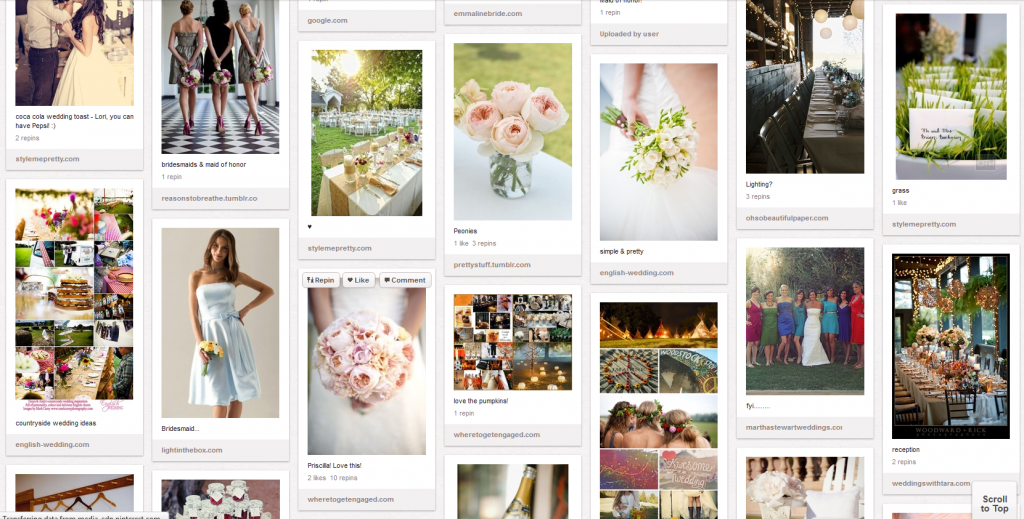wedding ideas pinterest 2014 marketing your wedding business with 28287