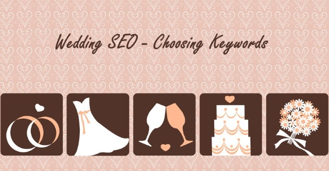 Wedding business seo keywords