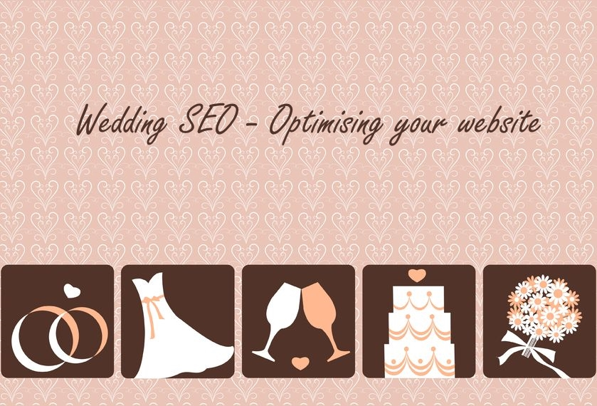 website optimisation for wedding businesses