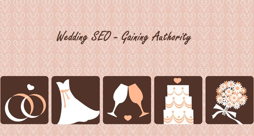 Link building for wedding website SEO