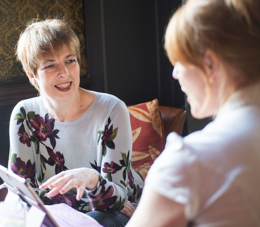 Mentoring for wedding business owners from Alison Wren