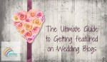 Get your business featured on wedding blogs