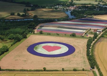 RAF Field