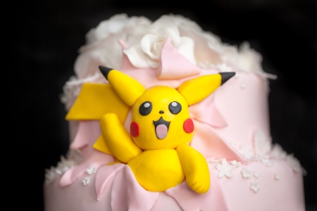 Debbie Gillespie quirky cake