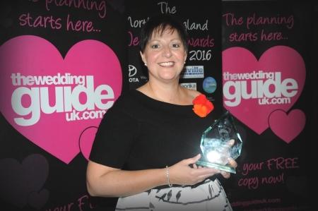 Award winner cake maker Debbie Gillespie