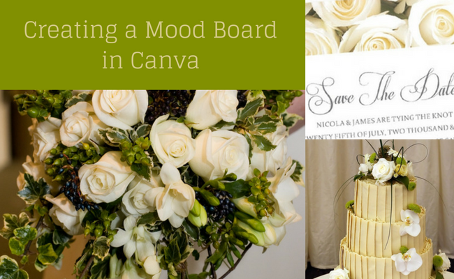How To Create A Mood Board In Canva Tutorial