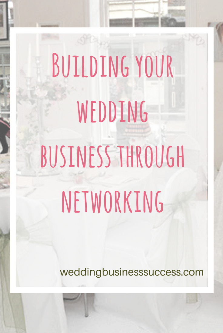 How a wedding photographer built her buisness through networking