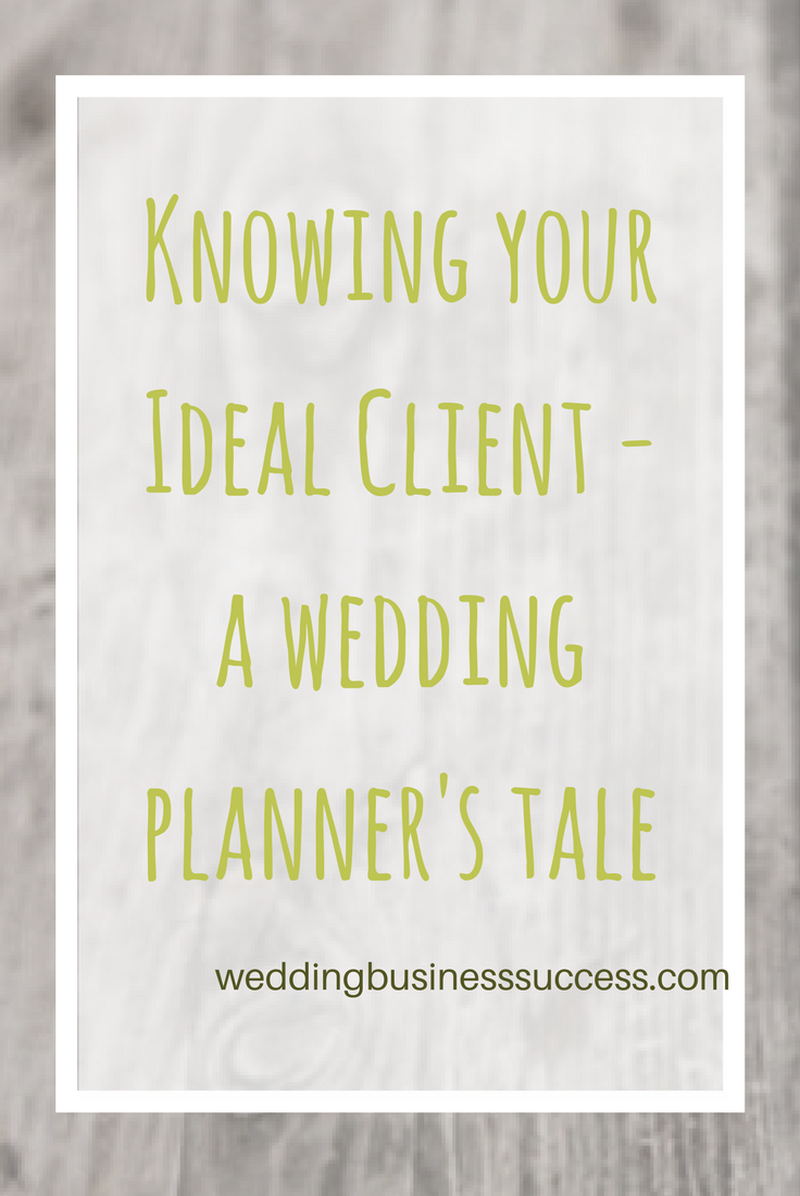Wedding Planners Carmela Weddings tell how understanding their ideal client transformed their business